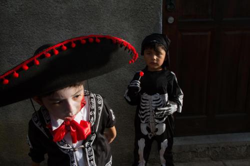 Central de Abastos, Oaxaca. 29 octubre 2018. 4:49pm