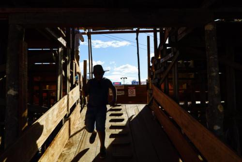 Entre la calle y la Barrera: el Tablado, una manera de vivir