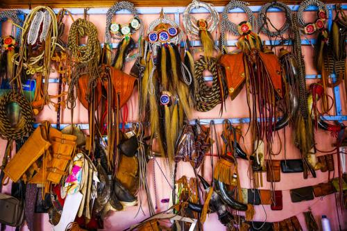 Cueros y Crines, ornamentación y lenguaje… de animal a animal, de generación en generación. El Sabanero y su bestia bien vestida